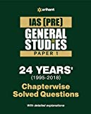 24 Years' Chapterwise Solved Questions IAS Pre General Studies Paper I