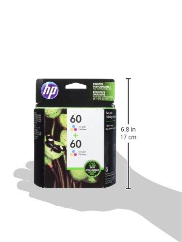 HP 60 Tri-color Ink