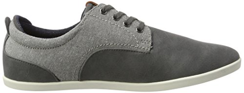 Aldo Men's Bernbaum Low-Top Sneakers Grey (12 Grey) rLbLmv