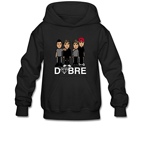 Aliensee Youth Diamond Dobre Brothers Hoodie Sweatshirt Suitable for 10-15yr Old S (Brother Hoodie)