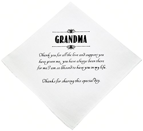Wishprom Grandma Hankie Wedding Party product image