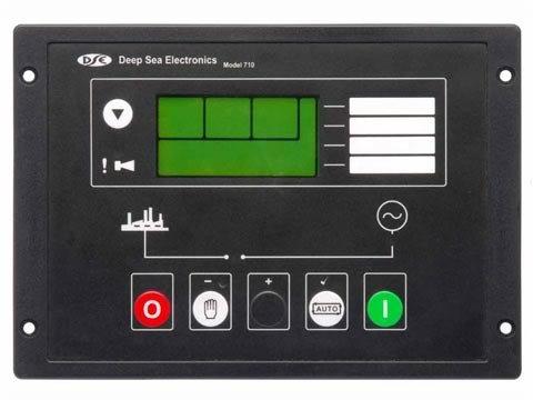 Deepsea Generator Auto Start Control Panel Auto Start Control Module Dse710