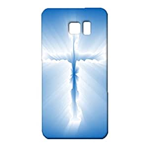 Samsung Galaxy Note 5 Phone Cases Jesus Christ Cross Logo 3D Back Cases Aesthetic Design for Samsung Galaxy Note 5 Simple Patterns Cover Case