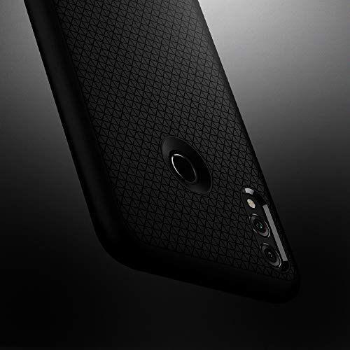 Spigen Liquid Air Armor Designed for Huawei Honor 8X / View 10 Lite Case (2018) - Matte Black