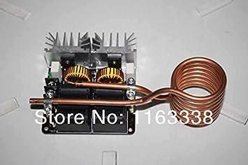 ZVS bajo calentamiento por inducción de 24V / 48V de tensión de entrada de alta tensión
