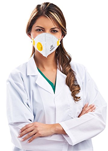 GrinHealth Anti-Pollution Mask (P-Series: Grey) Pack of 10