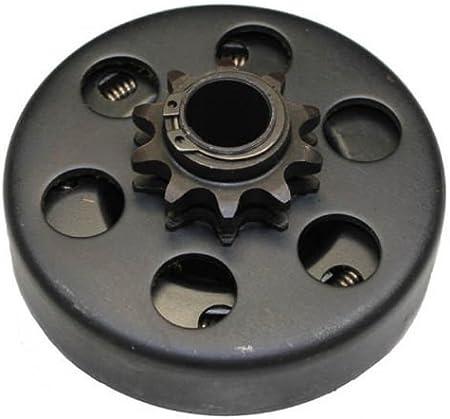 MB200-242 #420 42-Link Chain Compatible with MB200 MB165 Baja Warrior Heat Mini Baja Jackshaft Chain Motorsports # 165-050