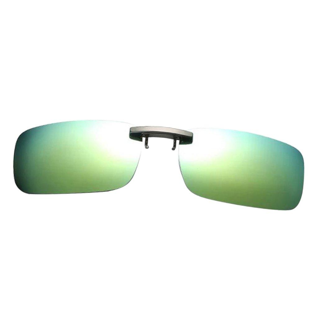 Baoblaze Miopía Gafas de Sol Polarizadas con Clip Anteojos ...