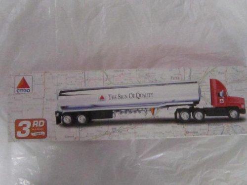 1998 Citgo Die-cast Tanker Truck by Equity Marketing