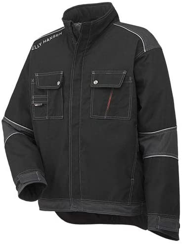 Helly Hansen Workwear Mens Chelsea Lined Big and Tall Jacket