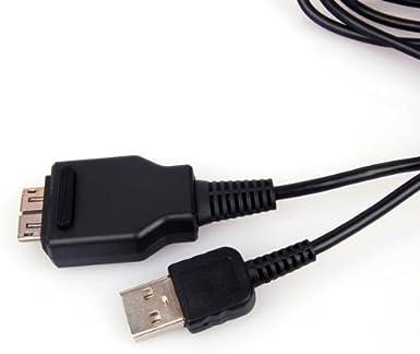 90cm USB Cable Para Sony Blanco S-Marco DPF-D820 dpfd 820 Marco de fotos digital