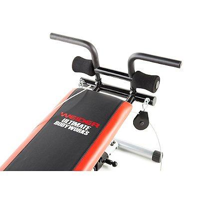 Weider Ultimate Works Adjustable Bench