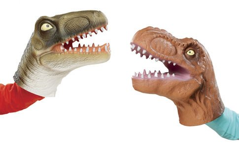 Toys R Us Animal Planet Battling Dinos Set