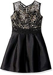 Girls Big Fit Flare Party Dress