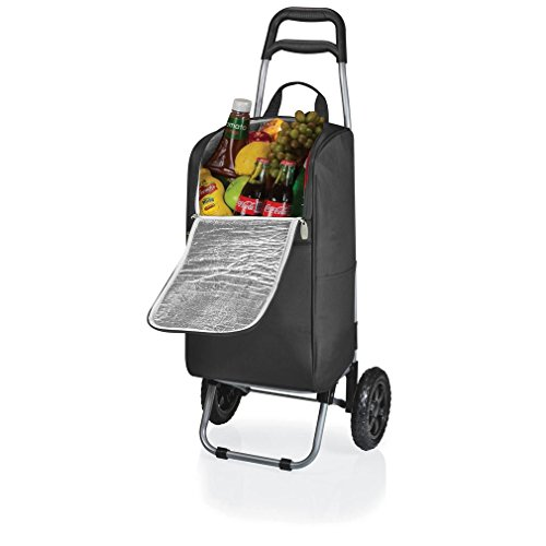 picnic-time-insulated-cart-cooler-with-wheeled-trolley-black