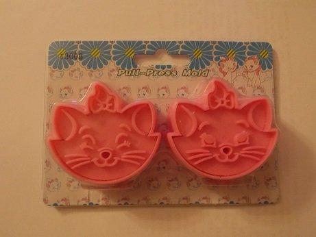 Cortador pack 2 gatos