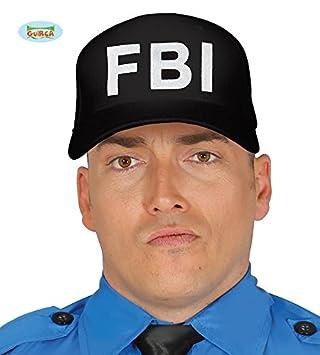 Gorra FBI - Sombreros 3d82879ffc1