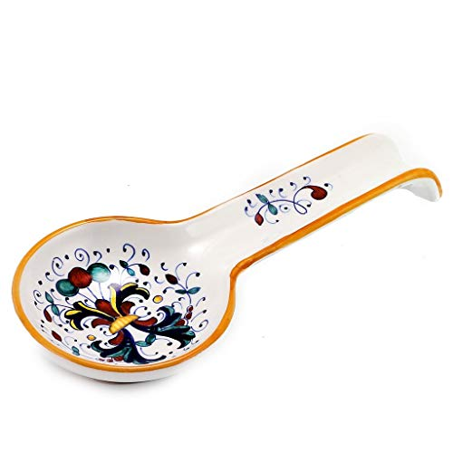 Ricco Collection - RICCO DERUTA: Spoon Rest (Wall hung ready) [#1465-RIC]
