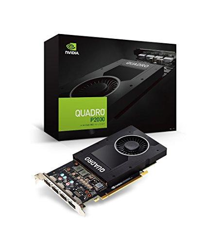 Elsa Nvidia Quadro P2000Graphics Board vd6269eqp2000-5ger