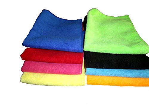 8-pack of All Purpose Microfiber Towels 12