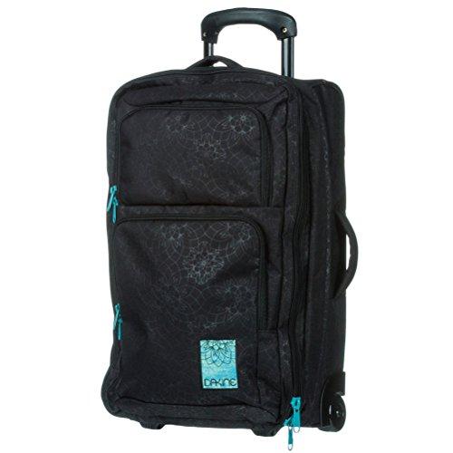 Dakine Women's Carry On Roller Bag, Lattice Floral, 36-Liter