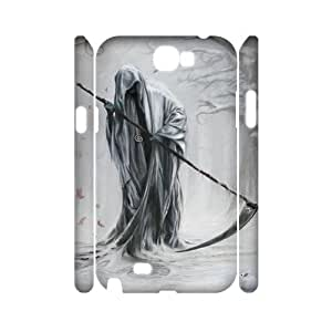 PCSTORE Phone Case Of Grim Reaper For Samsung Galaxy Note 2 N7100