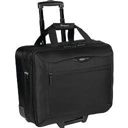 TRGTCG717 - Targus CityGear TCG717 Carrying Case (Roller) for 17 Notebook - Black