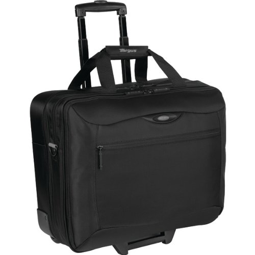 TRGTCG717 - Targus CityGear TCG717 Carrying Case (Roller) for 17 Notebook - Black by Targus