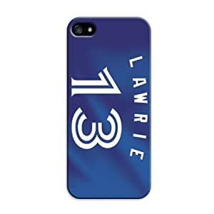 Creative Old Design Snap on Customizable Baseball Toronto Blue Jays Durable Case Cover with iphone 5/5s