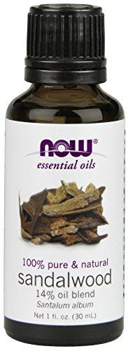 NOW Sandalwood Oil Blend, 1-Ounce