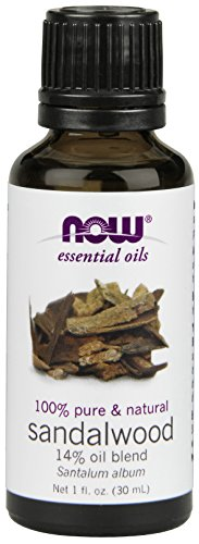 NOW Sandalwood Oil Blend, 1-Ounce