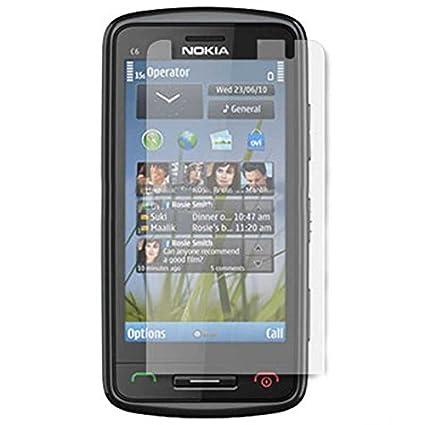 Ociodual 8433799023929-4 protectores de pantalla para nokia c6-01