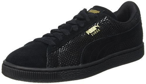 Puma Gold, Sneakers Basses Femme Noir (Black)