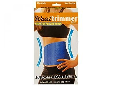 Adjustable Waist Trimmer Belt - Set of 72, [Sporting Goods, Exercise Equipment]