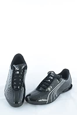 Zapatillas Puma Lowvitation Patent Brillo Negro - 37´5
