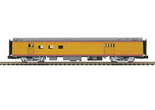 MTH TRAINS; MIKES TRAIN HOUSE UP 70' STREAMLINED RPO