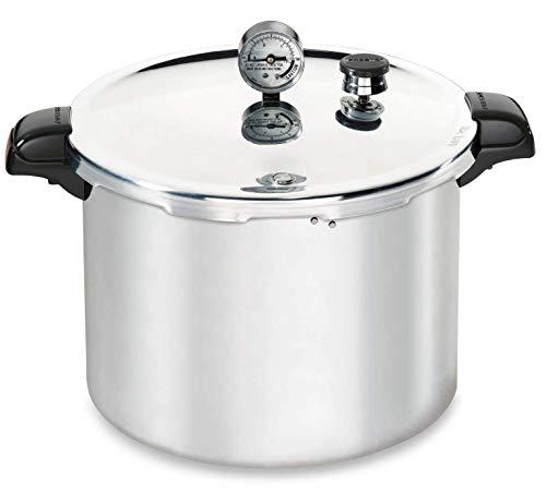 Cheap PRESTO 01755 16 Quart Aluminum Pressure Canner Cooker