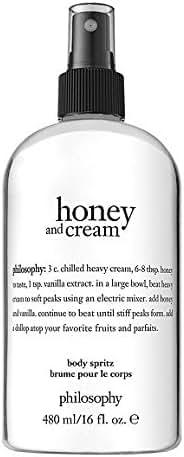 Philosophy Body Spritz (Honey and Cream) in 16 oz