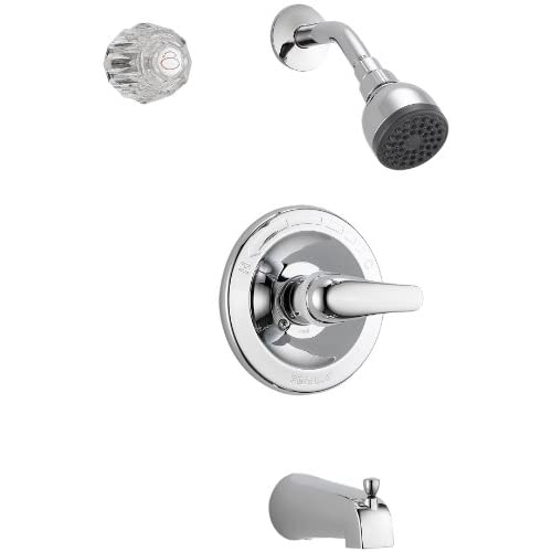 85%OFF Peerless P188720 Classic Tub and Shower Complete Combo ...