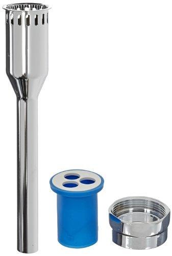 Zurn P6003-3-A-CP Flush Tube/Vacuum Breaker Without Nut for Aquavantage and Aquaflush Flush Valves, Chrome-Plated, 3/4