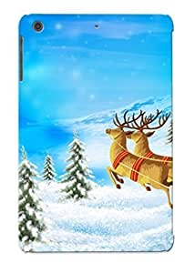 Ideal Stylishgojkqt Case Cover For Ipad Mini/mini 2(santa Brings Presents ), Protective Stylish Case