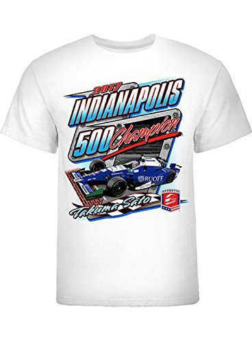 Andretti Autosport Takuma Sato Indy 500 Winner Tee