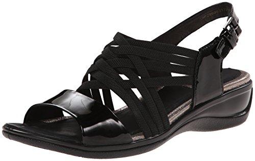 ECCO - Sandalias de vestir para mujer Negro negro 37