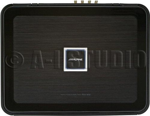 Alpine digital amplifier