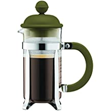 Bodum CAFFETTIERA Coffee Maker, 0.35 L - Olive