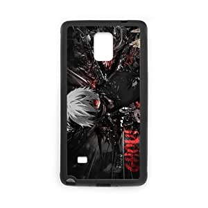 Cool Tokyo Ghoul Red Eyes Custom Design Samsung Galaxy Note 4 Hard Case Cover phone Cases Covers Laser Technology