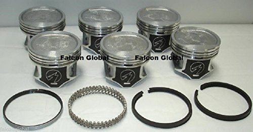 Jeep 4.0/4.0L/242 Sealed Power Hypereutectic Piston+Cast Ring Kit/Set 96-06 (3.875