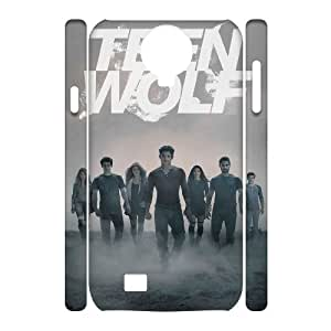 TOSOUL Cell phone Cases Teen Wolf Hard 3D Case For Samsung Galaxy S4 i9500