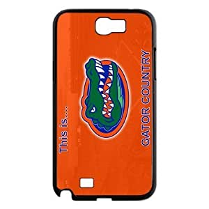 Customize NCAA Basketball Team Florida Gators Back Cover Case for Samsung Galaxy Note 2