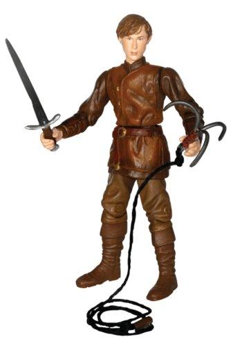 (Chronicles of Narnia Prince Caspian Basic Figure Castle Raid Peter Pevensie)